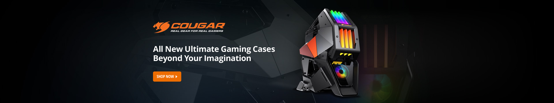 All New Ultimate gaming cases beyond your imagination