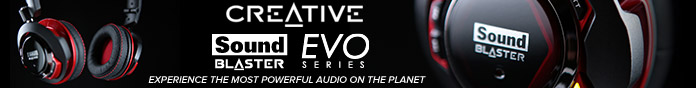 SOUND BLASTER EVO SERIES
