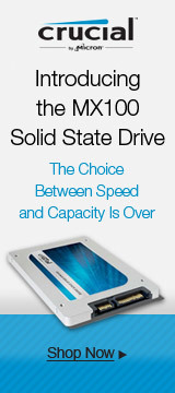 Introducing The MX100