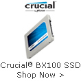 Crucial® BX100 SSD