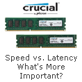 Speed vs. Latency