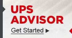 UPS Advisor