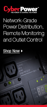 Network-Grade Power Distribution, Remote Monitoring and Outlet Control