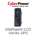 Introducing the Intelligent LCD Series UPS
