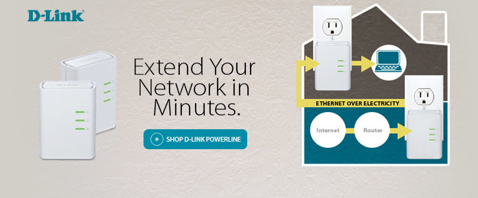 Extend Your Network in Minutes
