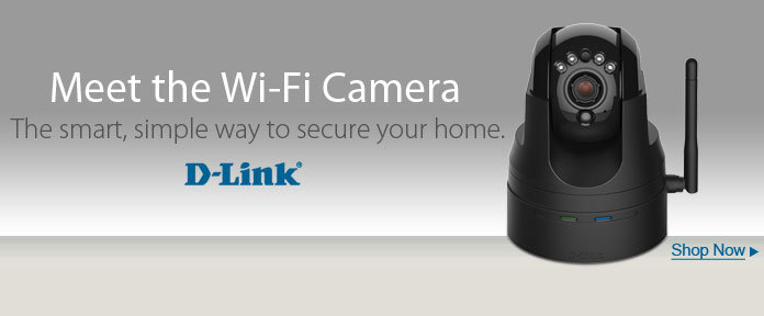 Meet the Wi-Fi Camera