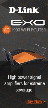 EXO: AC 1900 WI-FI ROUTER