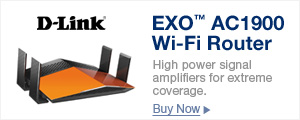 EXO™ AC1900 Wi-Fi Router
