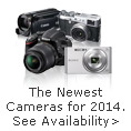 The Newest Cameras For 2014