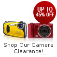 Shop Our Camera Clearance