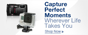 Capture Perfect Moments Wherever Life Takes You