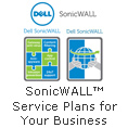 DELL SonicWall Service Plans for Your Business