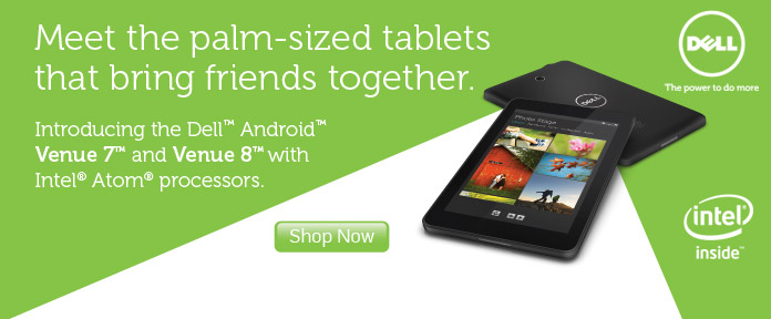 Meet the palm-sized tablets that bring friends together