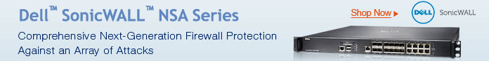 Dell™ SonicWALL™ NSA Series