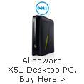 Alienware X51 Desktop PC