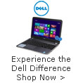 Experience the Dell difference