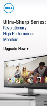 Ultra-Sharp Series: Revolutionary High Performance Monitors