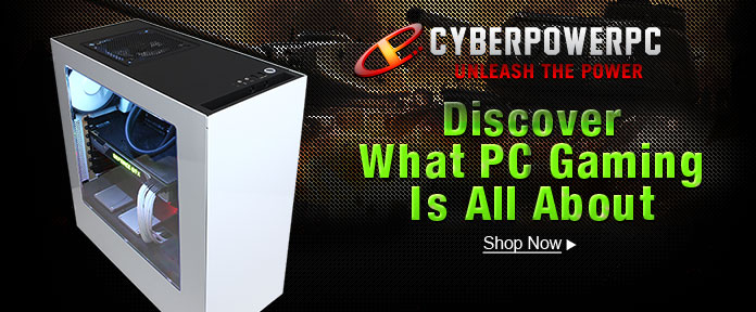 Discover What PC Gaming Is All About