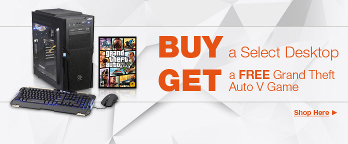 Free Grand Theft Auto Game W/ Purchase