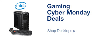 Gaming Cyber Monday Deals