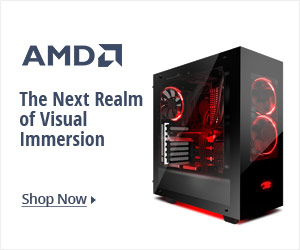 AMD VR The Next Realm of Visual Immersion