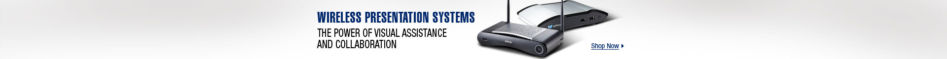 Wireless Presentations Systems