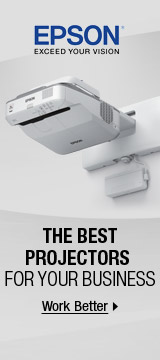 The Best Projectors for Your Business