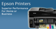 Epson printers superior performance for home or business