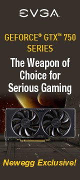 GEFORCE GTX 750 SERIES