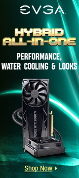 EVGA Hybird All-in One