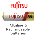 Alkaline & Rechargeable Batteries