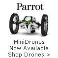 Parrot MiniDrones Now Available