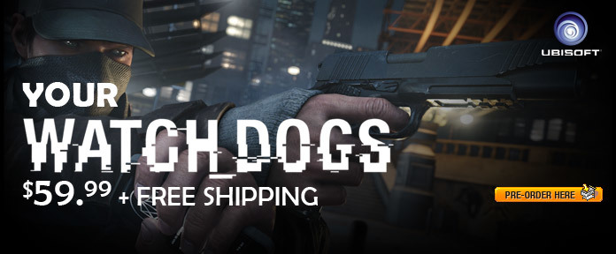 YOUR WATCH_DOGS