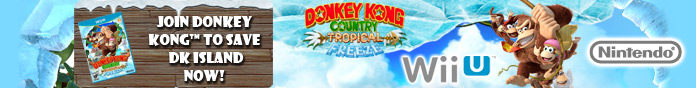 Join Donkey Kong™ to Save DK Island Now!