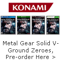 Metal Gear Solid V- Ground Zeroes, Pre-order Here