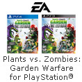 Plants vs. Zombies: garden warfare for playstation