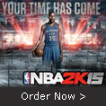 Your Time Has Come - NBA 2K15