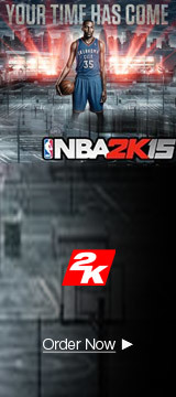 Your Time Has Come NBA 2K15