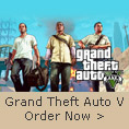 Grand theft Auto V order now