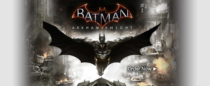 Batman Arkham Knight - Gaming