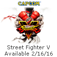 Street Fighter V Available 2/16/16