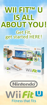 Wii Fit U Is All About You