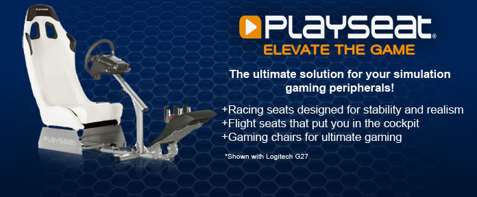 Playseat Elevate the Game