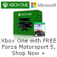 Buy Xbox One, Get Forza Motorsport 5 Free