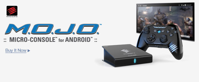 M.O.J.O. Micro-Console