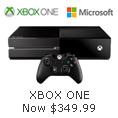 Xbox One now $349.99