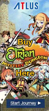 Etrian Mystery Dungeon 3DS