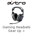 Gaming headsets gear up