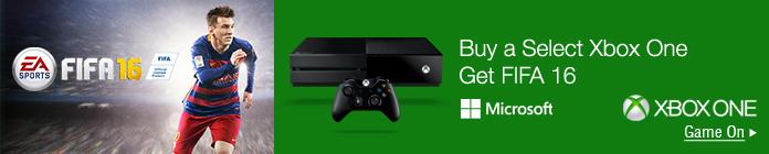 Xbox One EA Sport FIFA 16 1TB Bundle