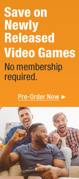 Save on Newly Released Video Games